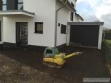 Eifel-Lava rund ums Haus